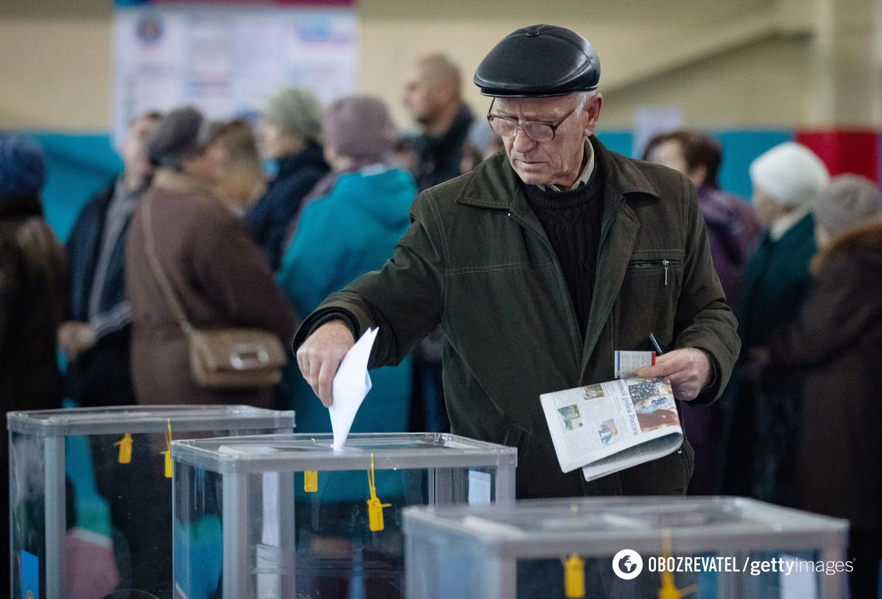 """""""Після місцевих виборів в Україні може спостерігатися додаткове збільшення кількості захворювань""""."""