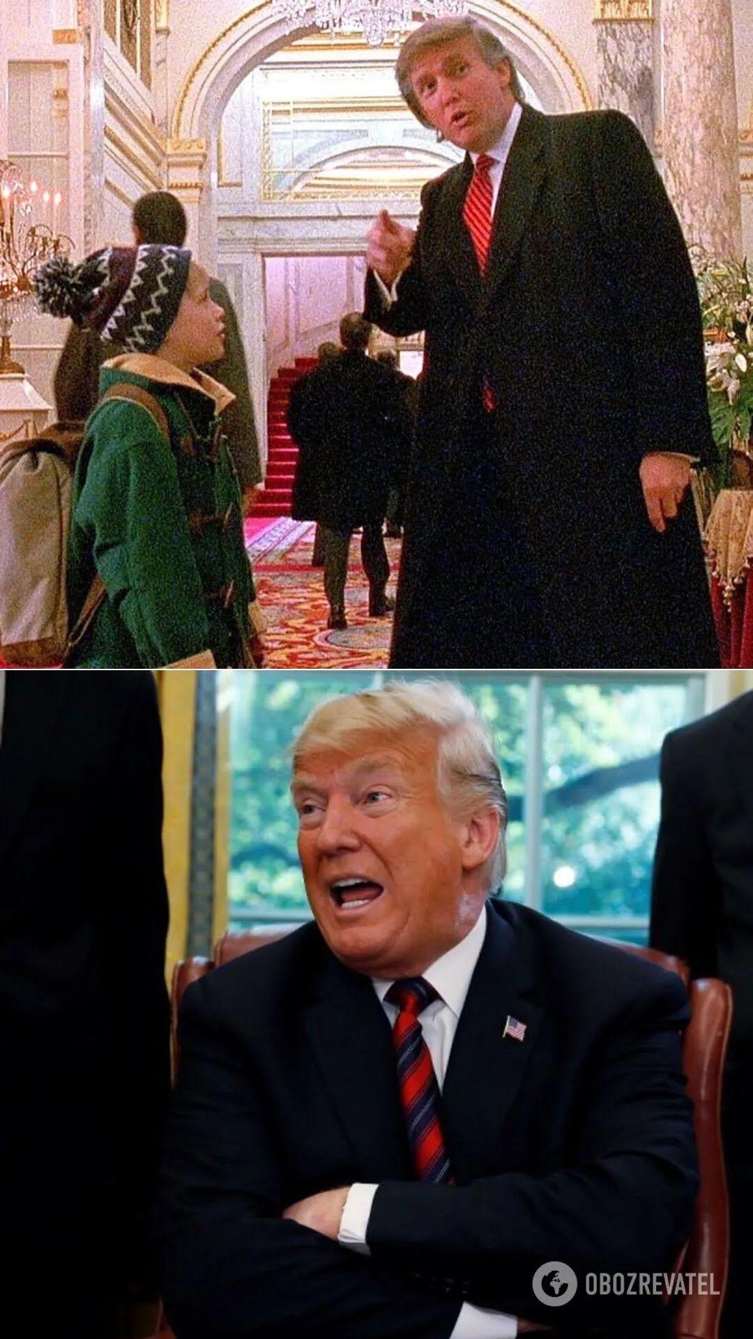 Шоумен Дональд Трамп – 45-й и действующий президент США