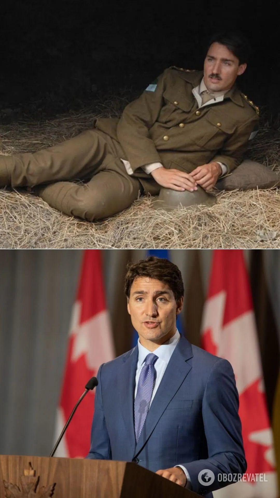 Актер Джастин Трюдо стал премьером Канады