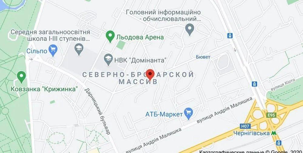 Нападение произошло на ул. Соломенской.