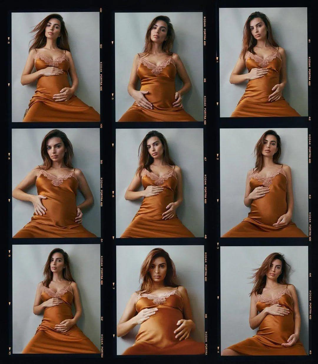Эмили Ратаковски вскоре станет мамой.