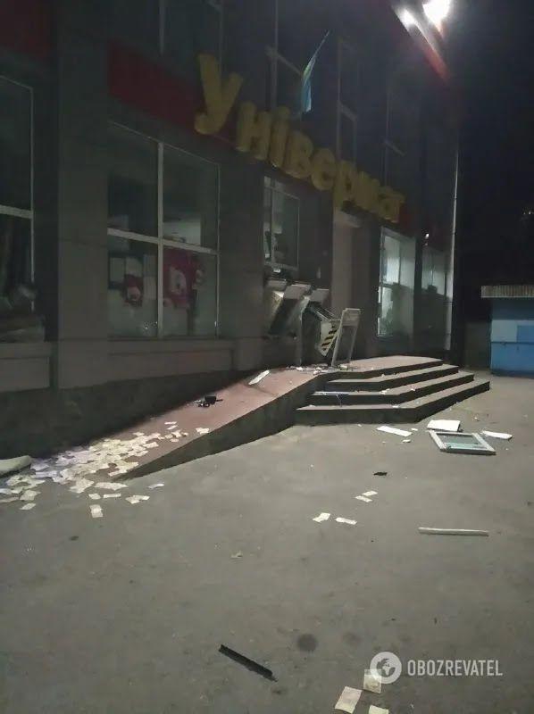Подія трапилася в селищі Борова
