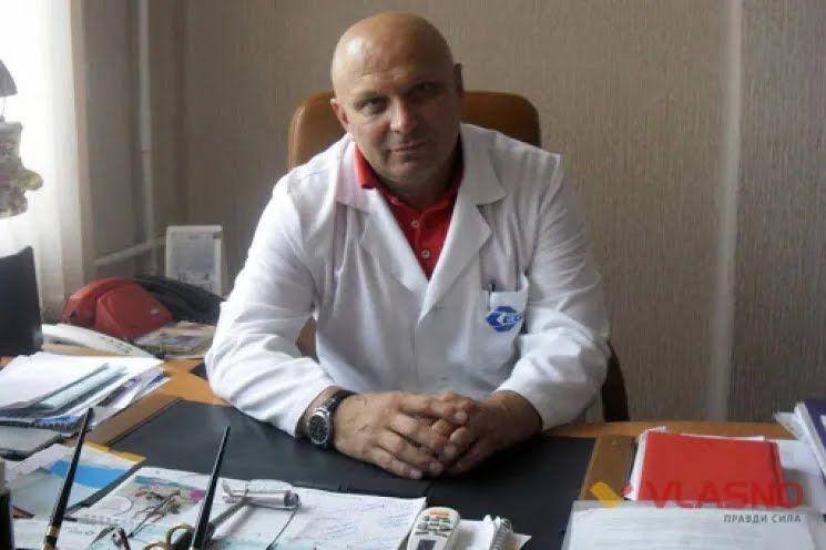 Виктор Колодько по профессии невролог