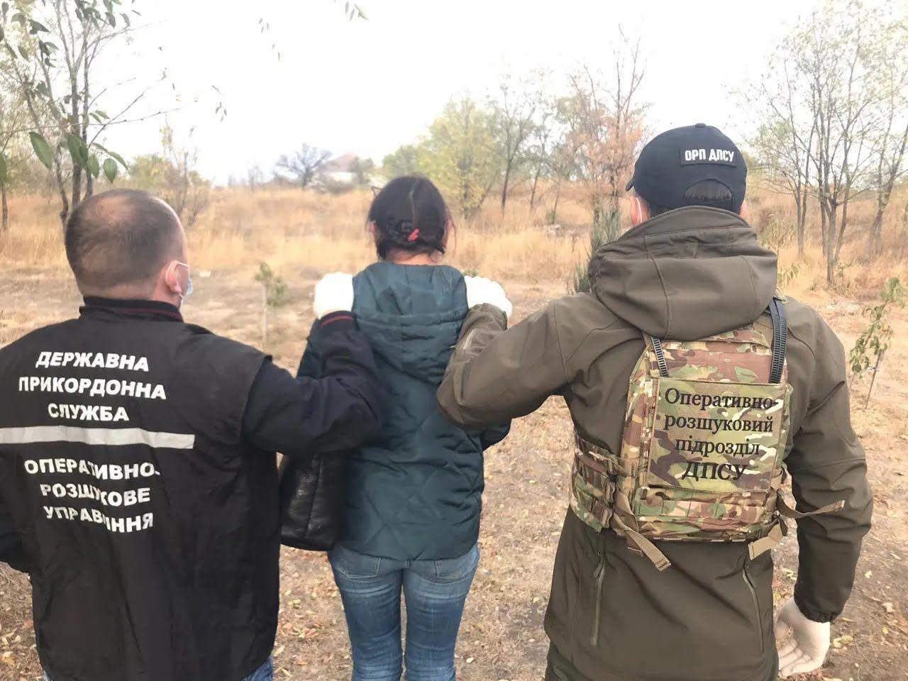 На Донбассе задержали пособницу террористов