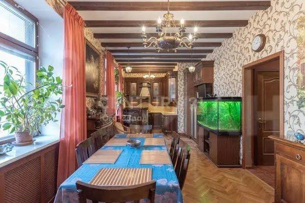 Дом, где жили самые богатые люди в СССР.