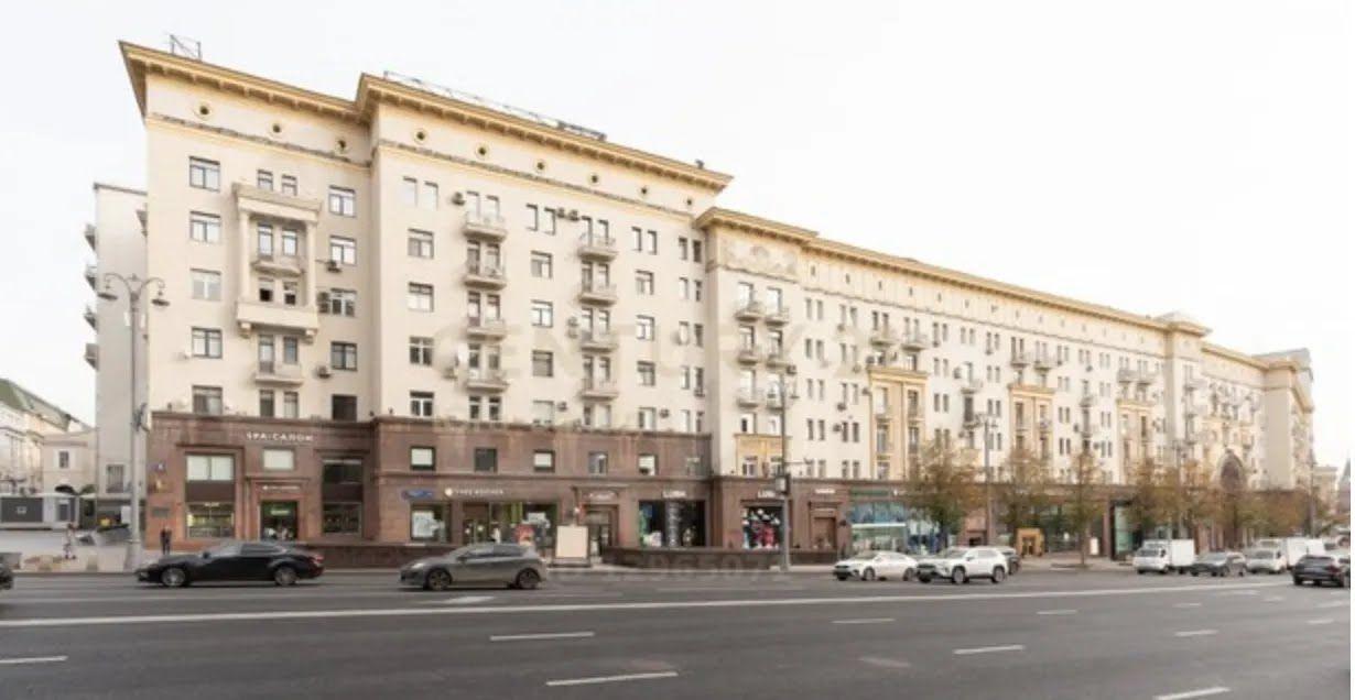 Элитный дом в СССР: как выглядит сейчас.