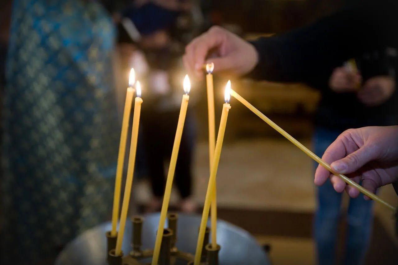 У Михайлів день віряни ходять до церкви, щоб помолитися за здоров'я рідних і близьких