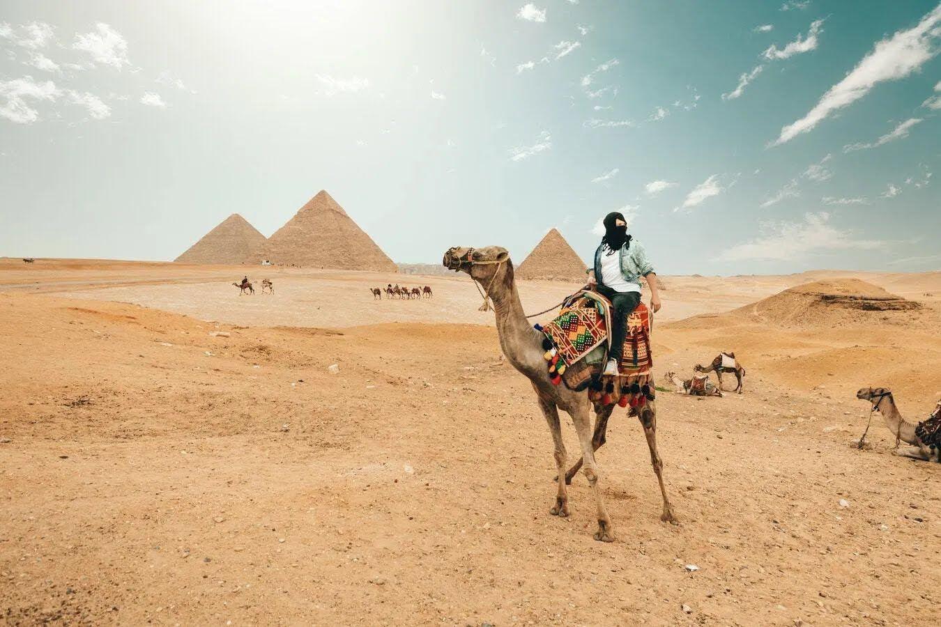 Украинка рассказала, как в Египте относятся к туристам