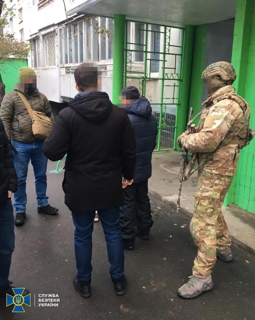 """У Харкові затримали ексбойовика """"ЛНР"""""""