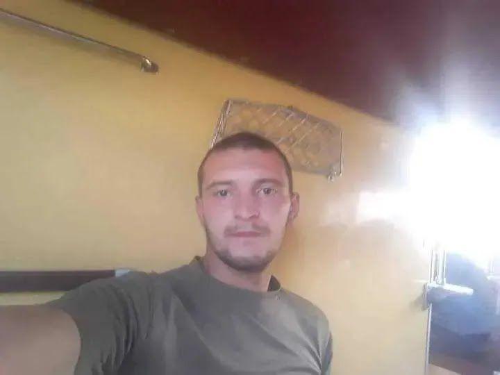 Загиблий від кулі снайпера український воїн