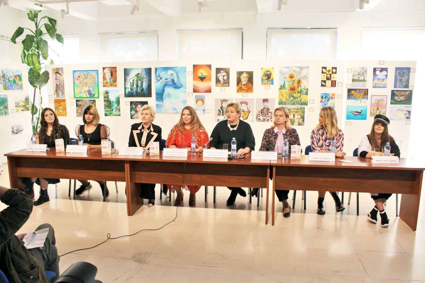 Дні молодих українських талантів в Чорногорії.