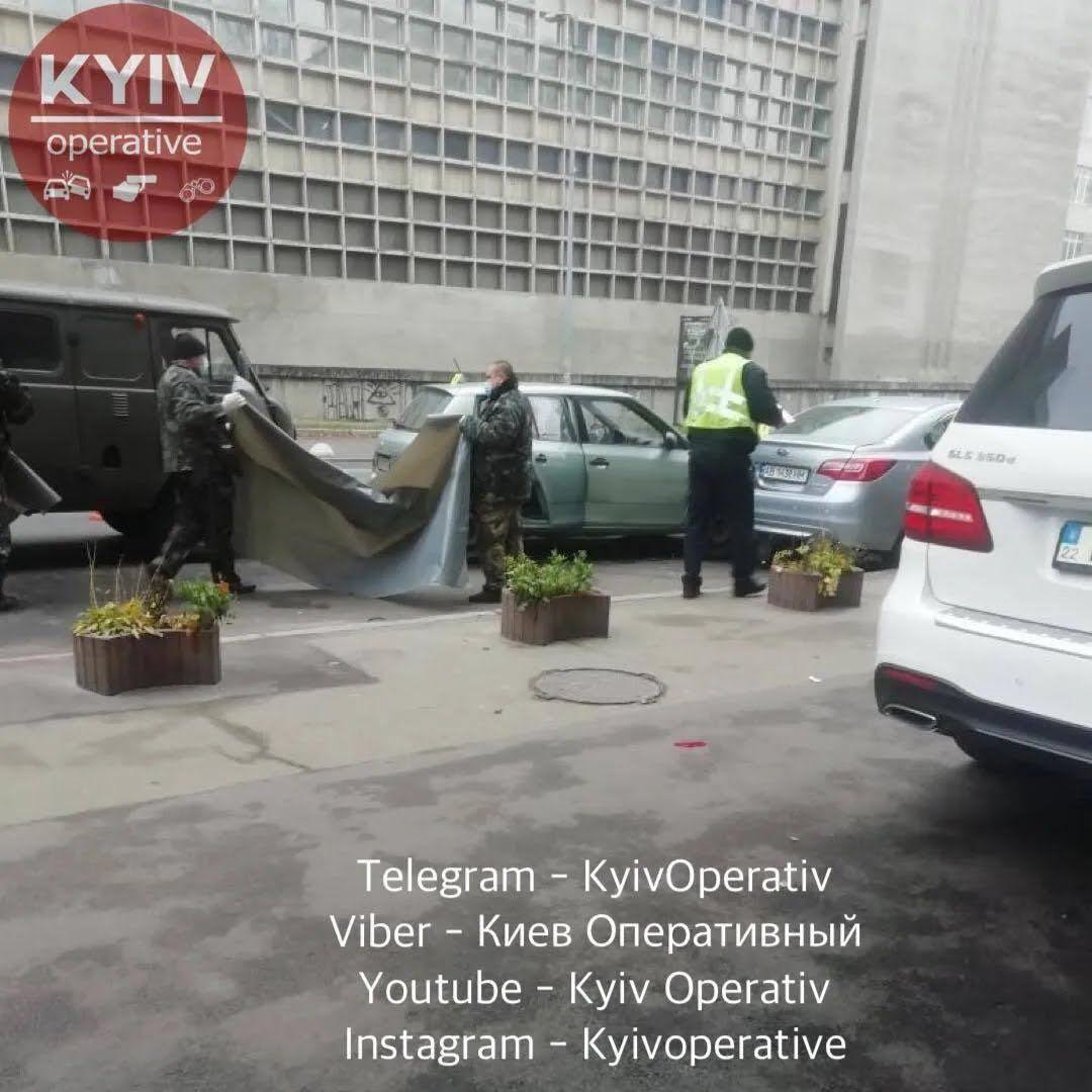 Внаслідок ДТП загинула пасажирка таксі
