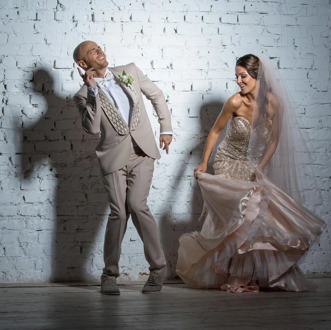Влад Яма та його дружина Лилианна.