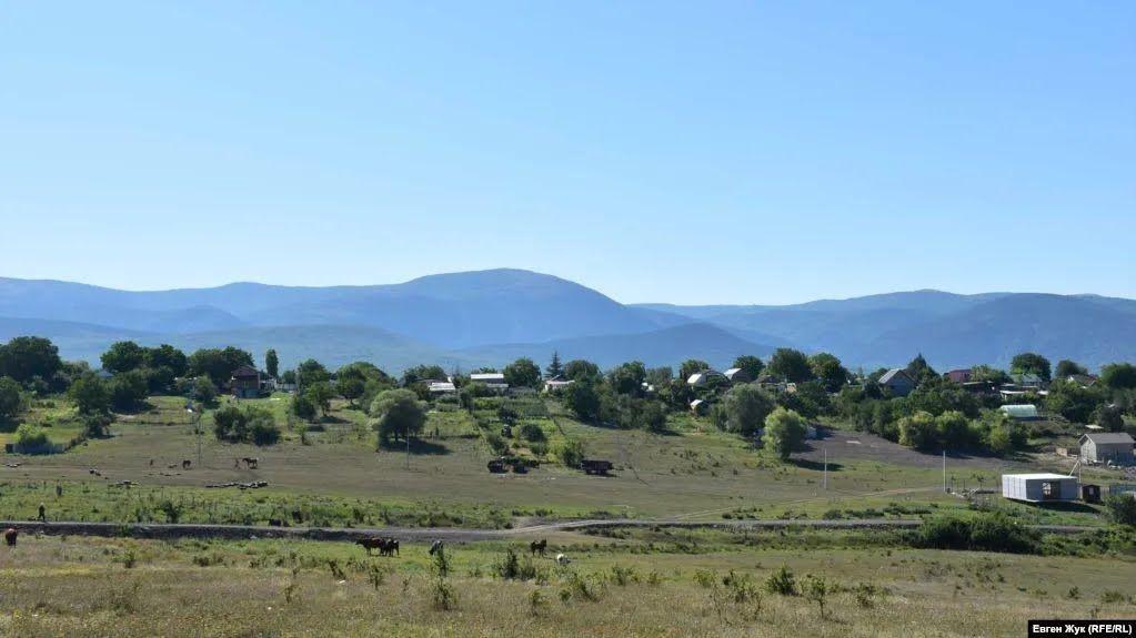 Байдарська долина.