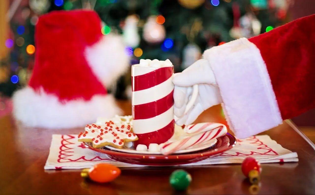 После визита Санта Клауса в Финляндии начинается отсчет Нового года