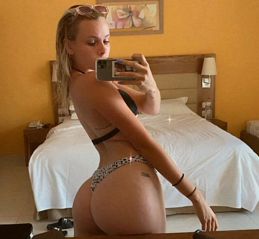Анджелина Граовац в отеле
