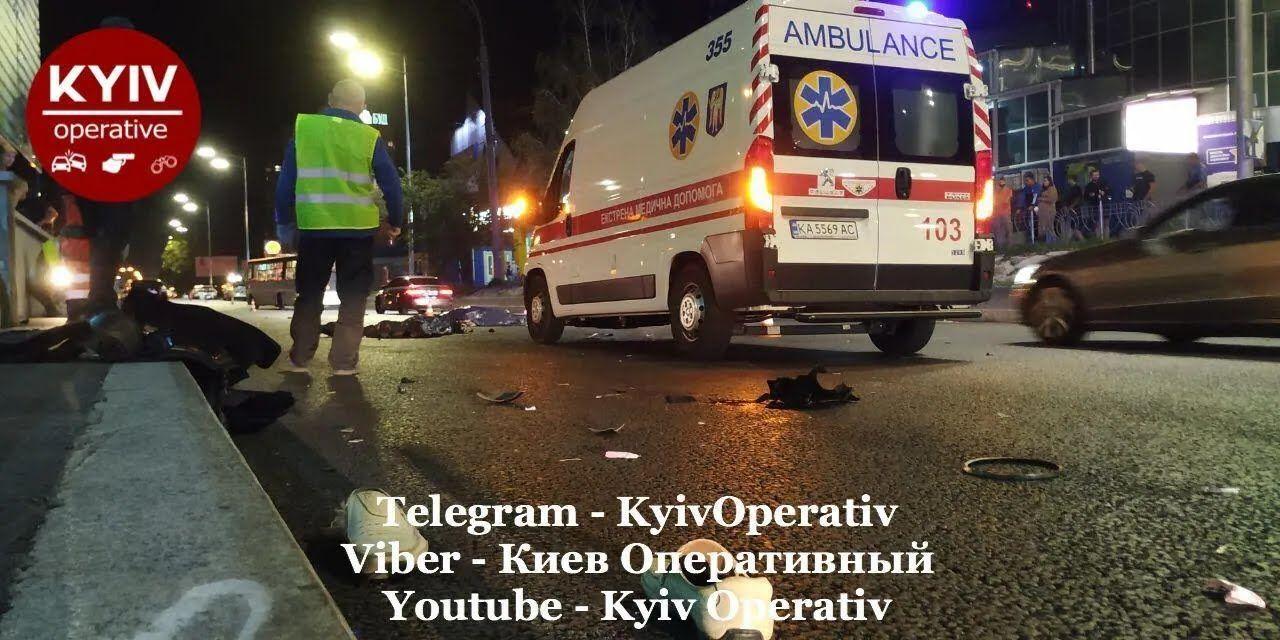 Одного постраждалого намагалися врятувати.
