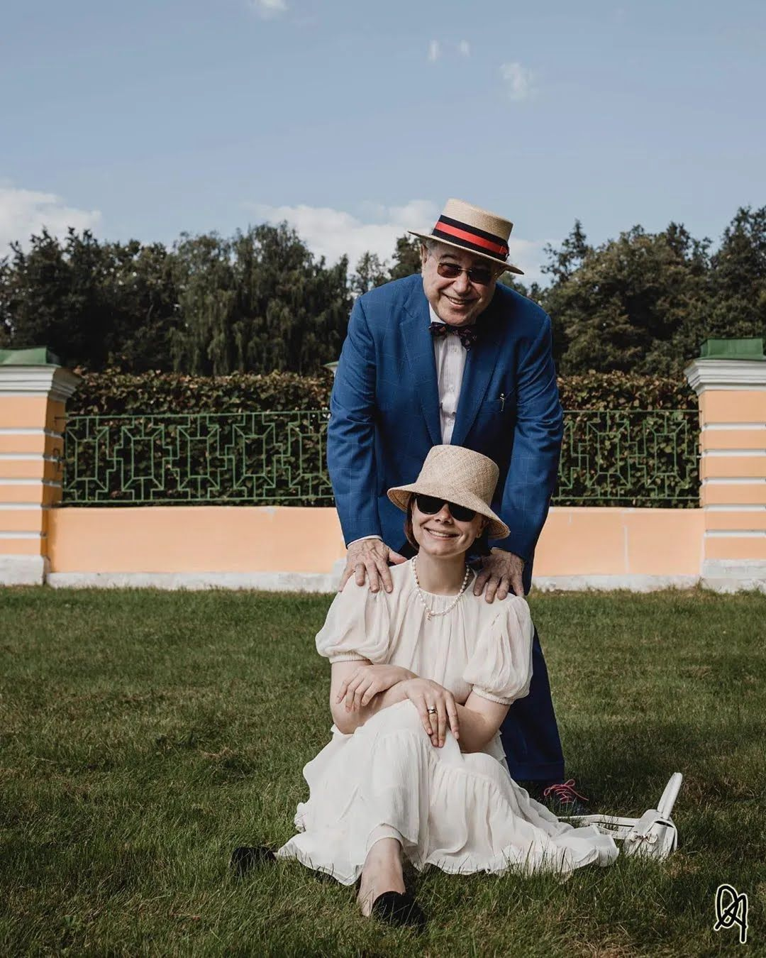 Євген Петросян і Тетяна Брухунова (Instagram Тетяни Брухуновой)