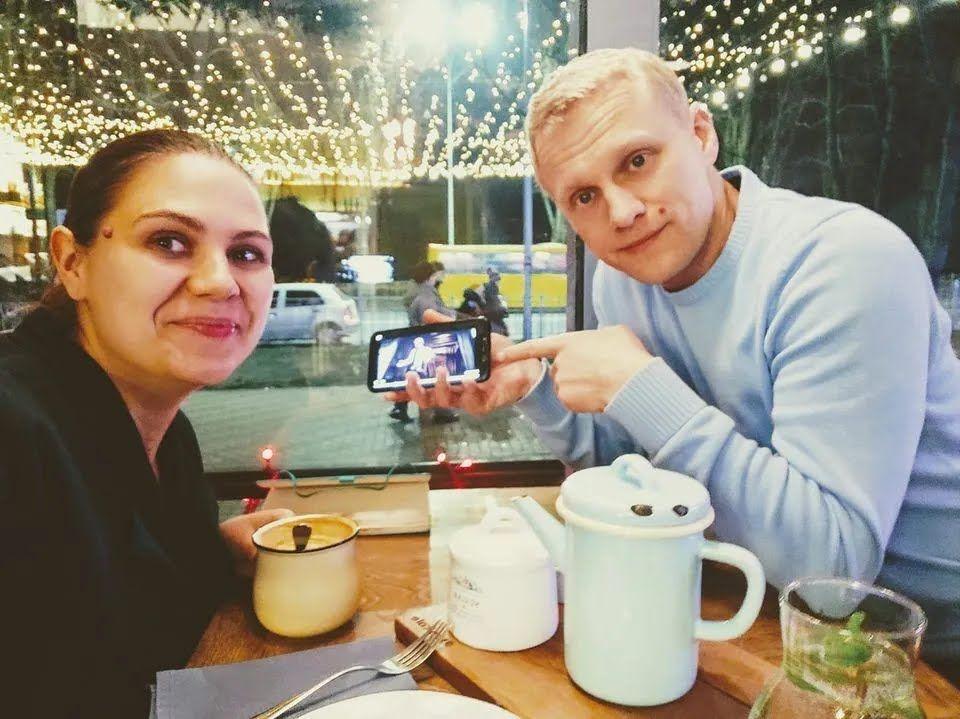 Олена та Віталій Шабунін