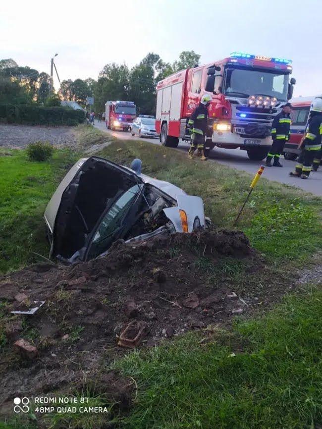 П'яний українець розбив в Польщі автомобіль під час тест-драйву.