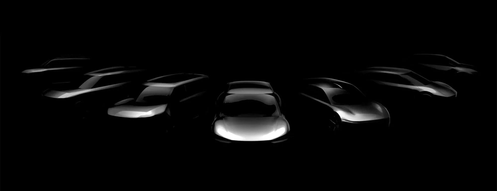 Kia готує 7 нових електромобілів на найближчі 7 років.