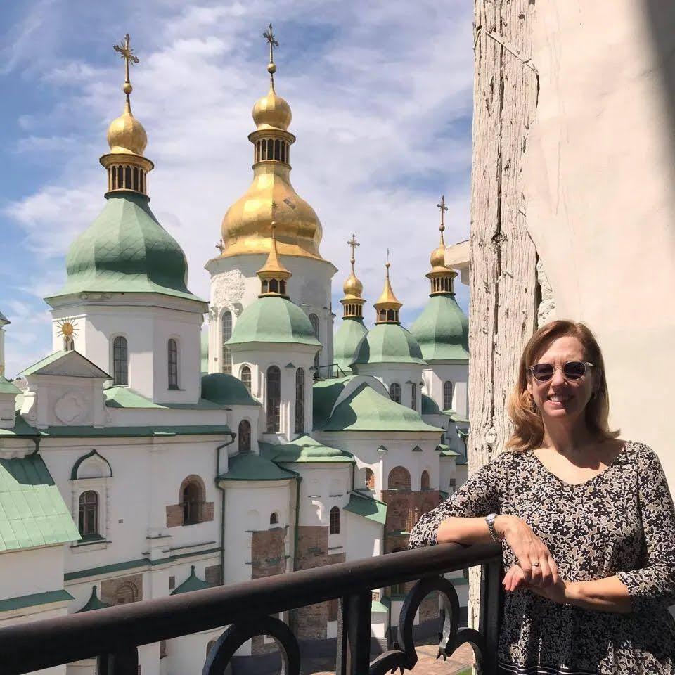 Крістіна Квін в Києві