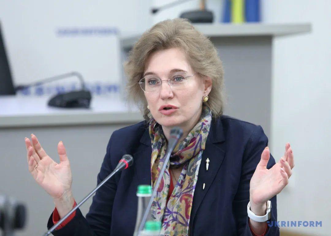 Ольга Голубовська.