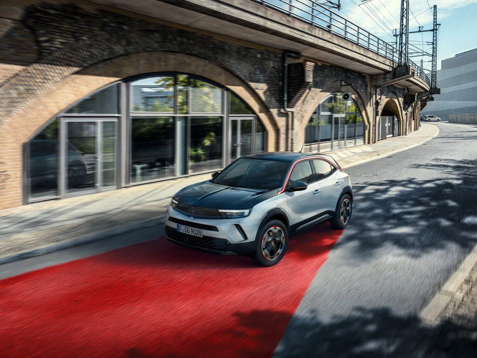 Opel Mokka 2021. Фото: