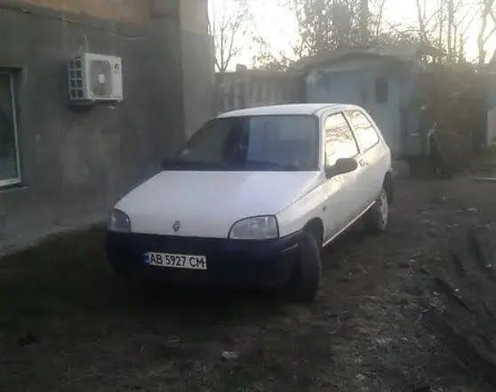 Renault Clio за 1500 евро.