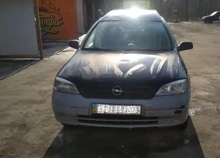 Opel Astra G за 1800 евро.