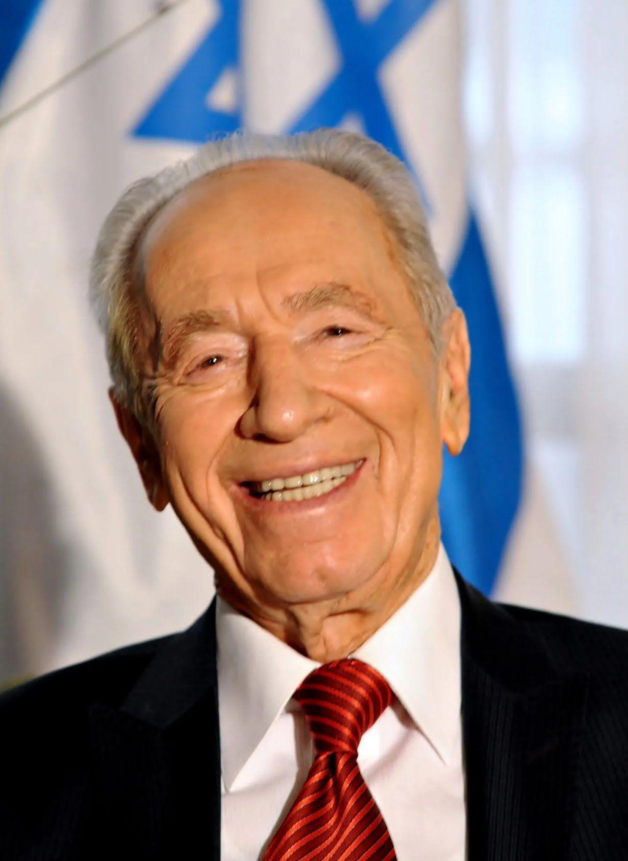 Шимон Перес родился в Польше, вырос в Тель-Авиве