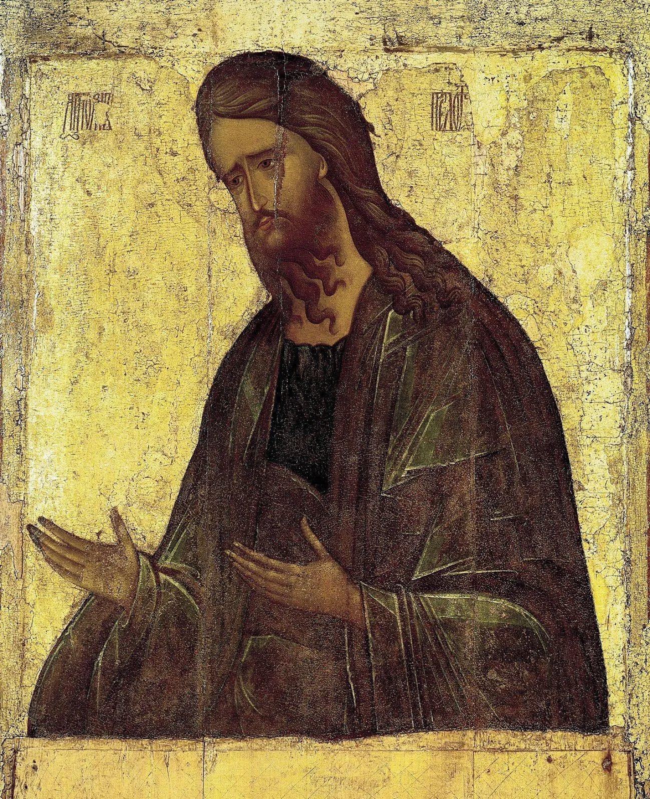 Иоанну Крестителю традиционно молятся о детях