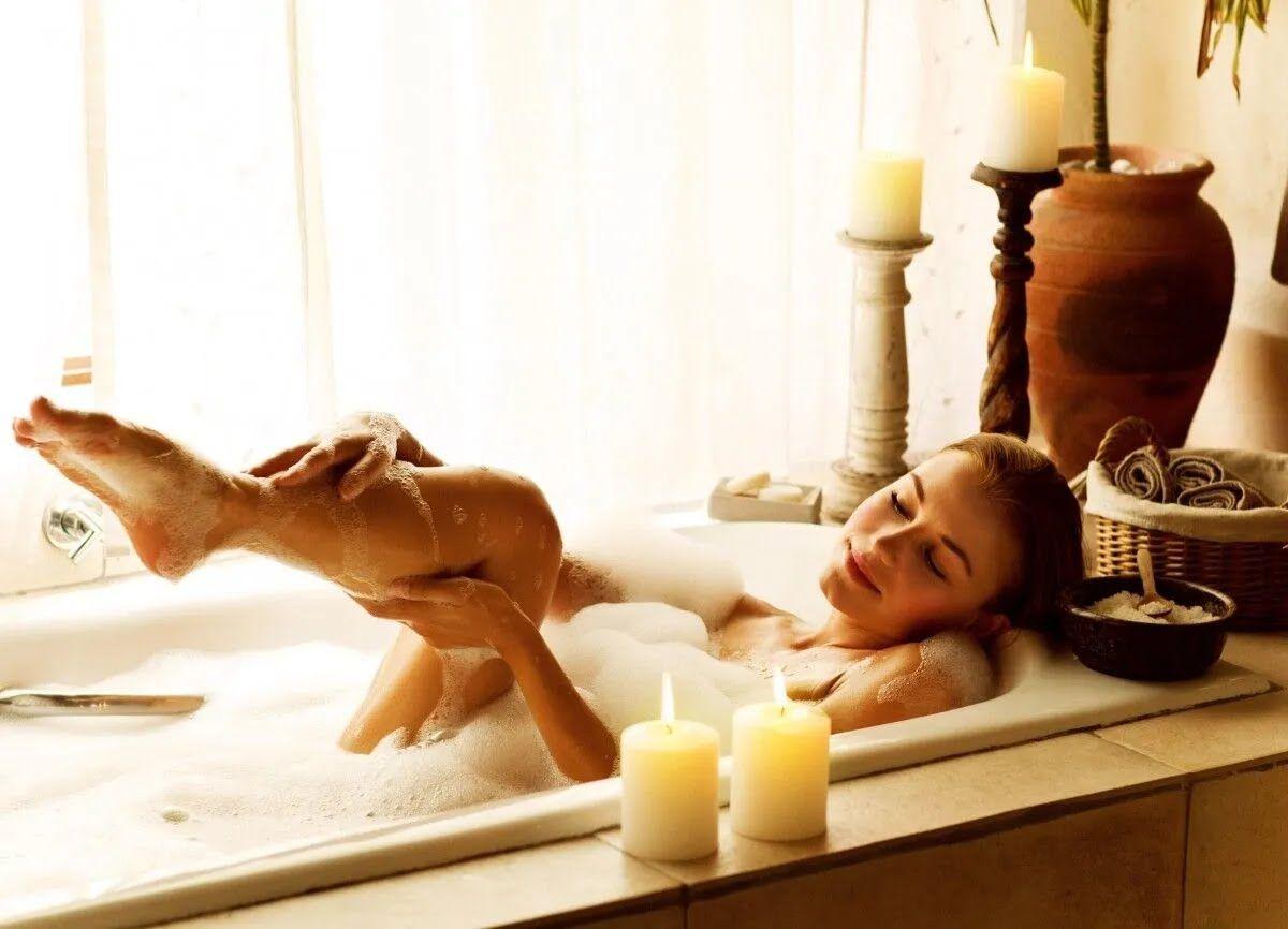 Спа-процедуры в домашних условиях полезны.
