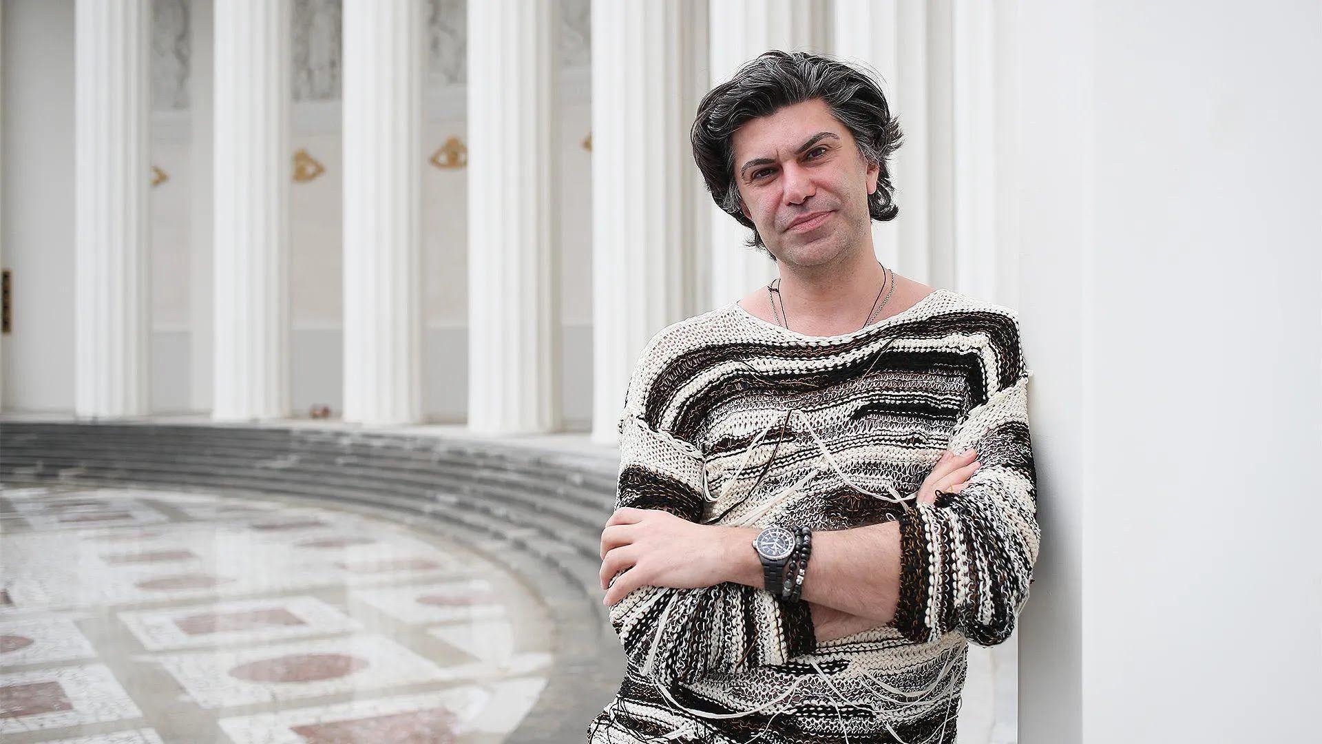 Николай Цискаридзе - интерсекс-человек