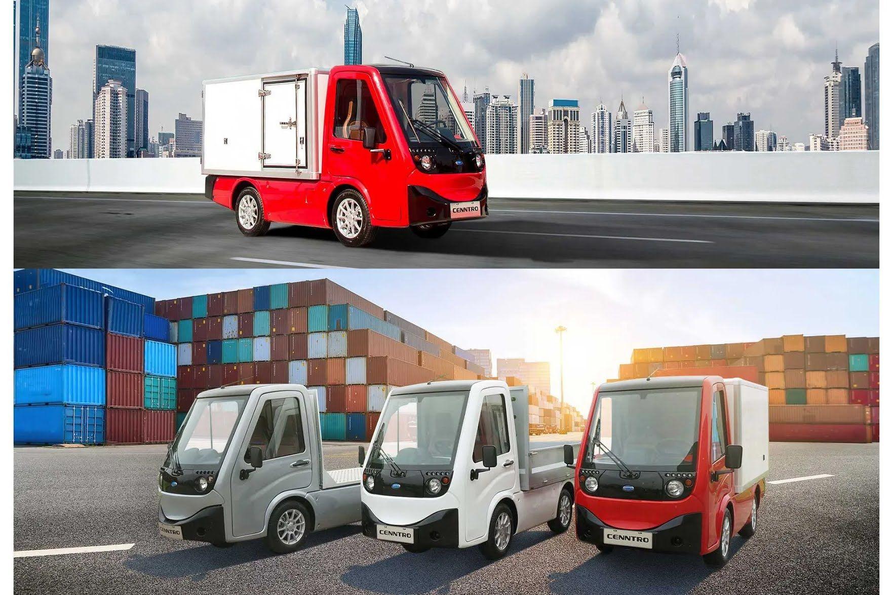 Cenntro Automotive Group активно занимается разработкой коммерческих моделей электромобилей с 2013 года