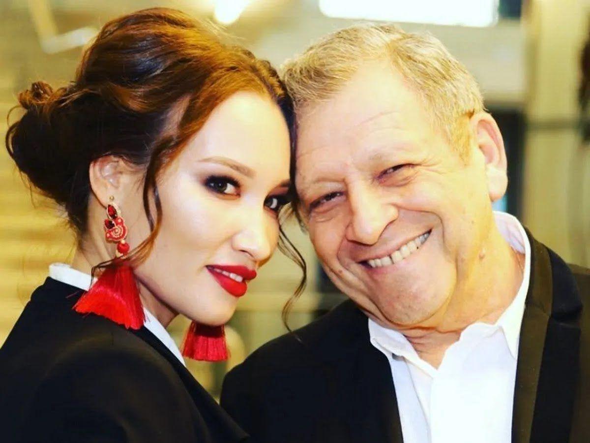 З дружиною Катериною Білоцерківською Грачевський одружився 2016 року