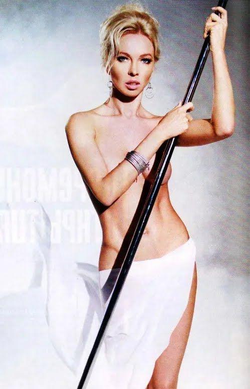 Татьяна Тотьмянина в Playboy