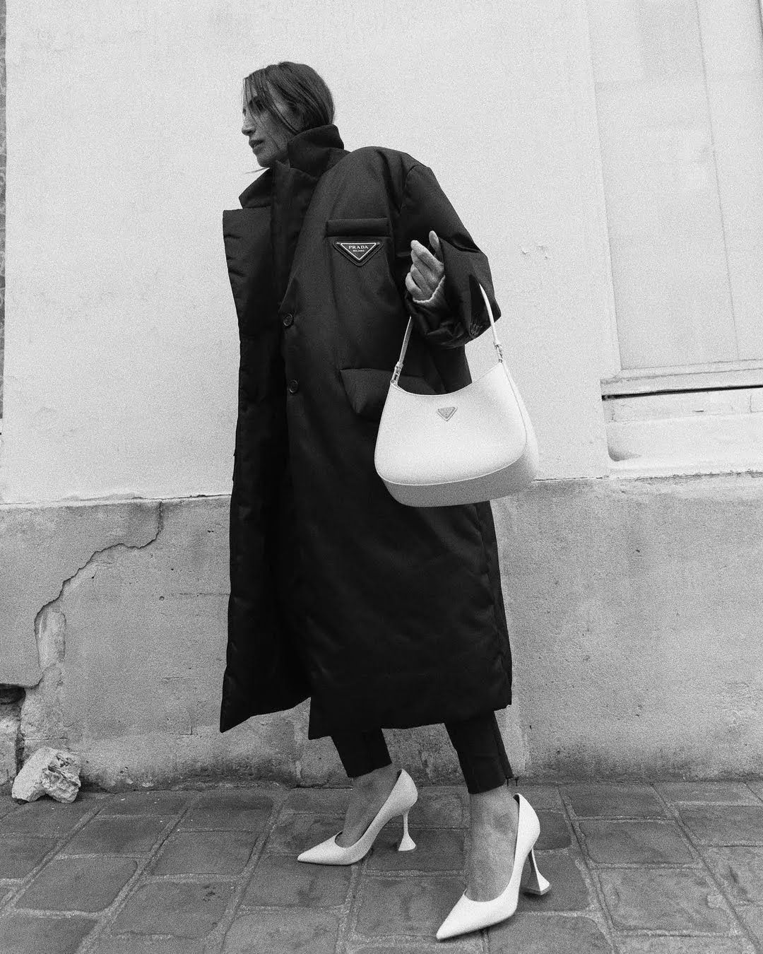 Сумка Prada Cleo названа самой модной вещью года