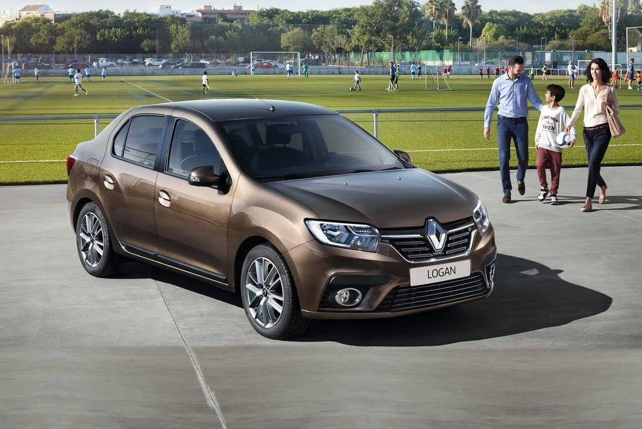 Renault Logan є популярним серед покупців