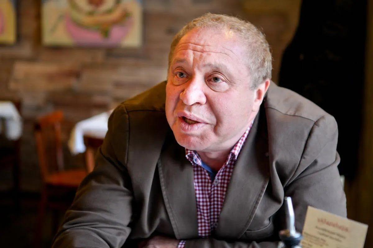 Йосип Райхельгауз виступав за окупацію Криму