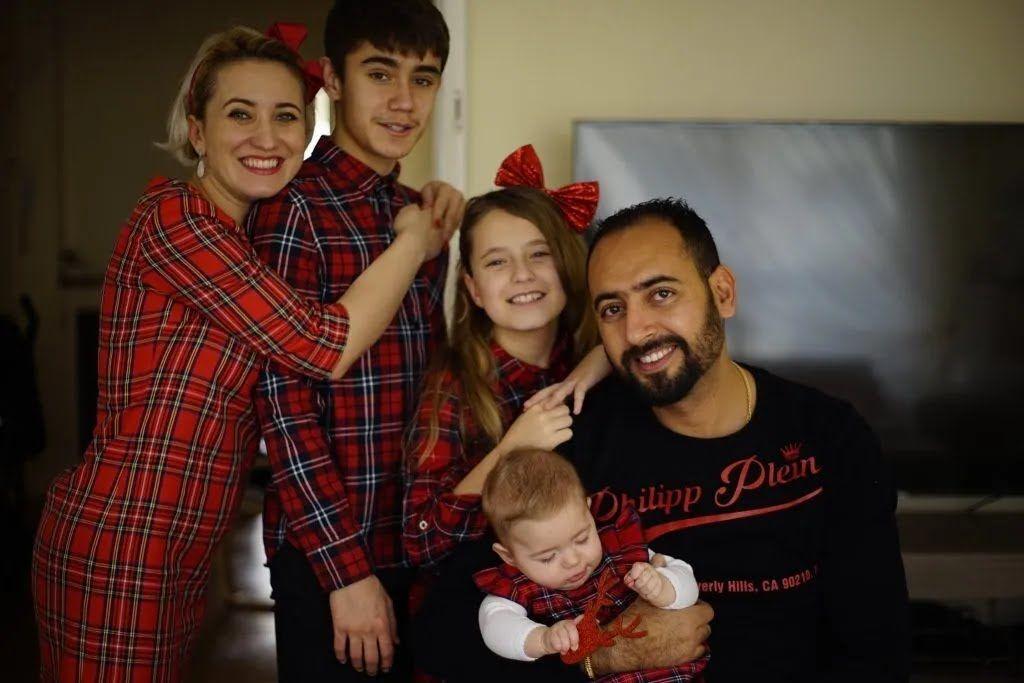 Сім'я підлітка