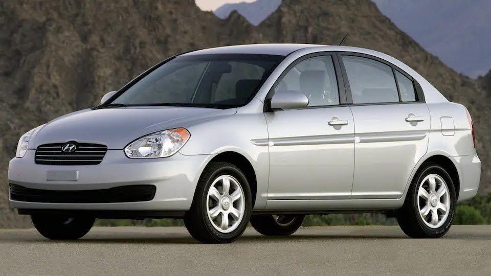 Hyundai Accent має чудовий вигляд і не потребує великих коштів на обслуговування