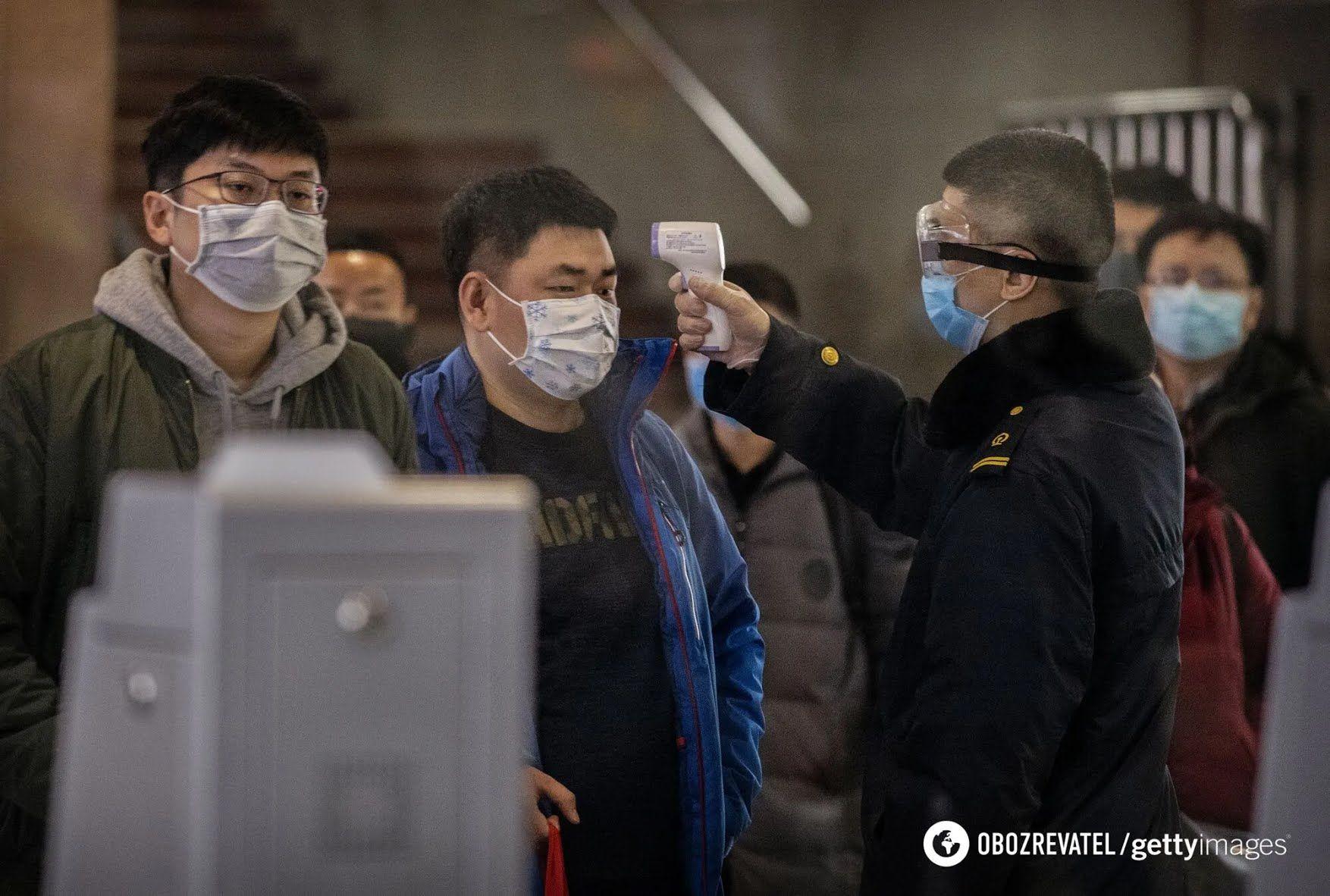 Практично всі віруси грипу йдуть з Китаю