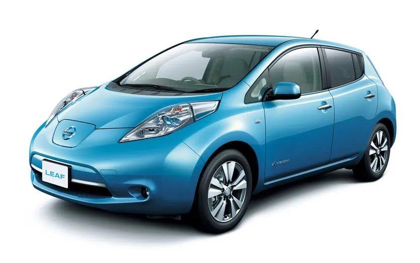 Nissan Leaf – популярний і надійний електромобіль