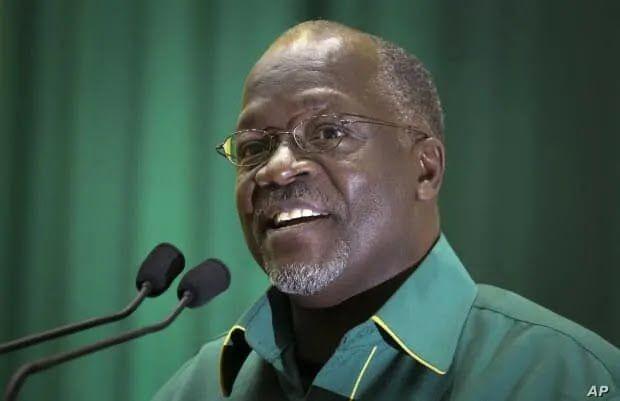 Президент Танзанії Джон Помбо Джозеф Магуфулі