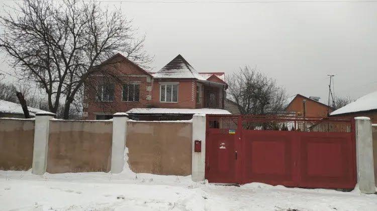 Здание в переулке Метростроевском 25.