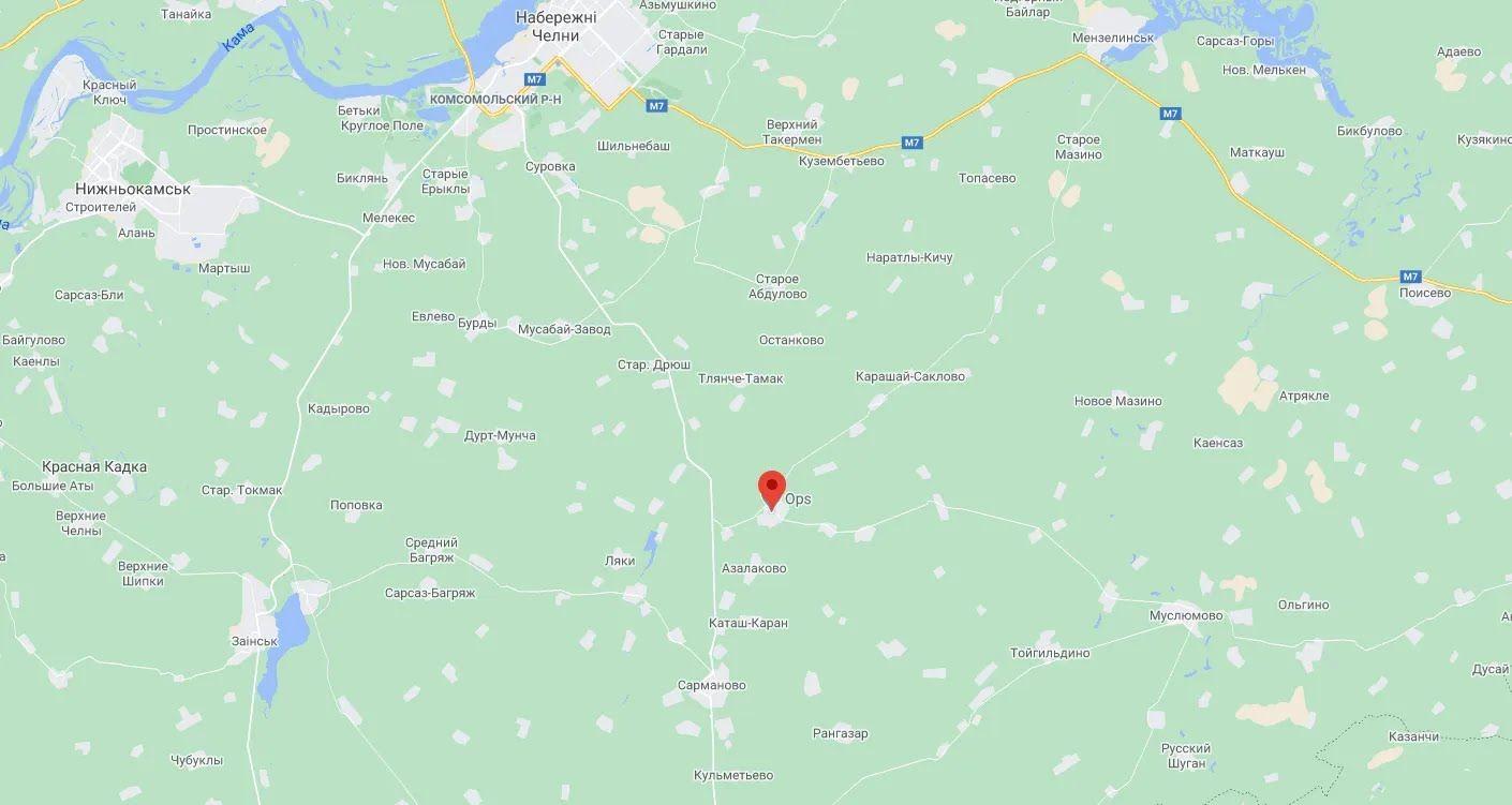 Село Велике Нуркеєво