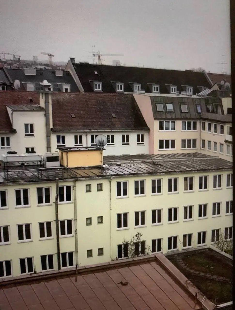 Вид из окна Нескоромного
