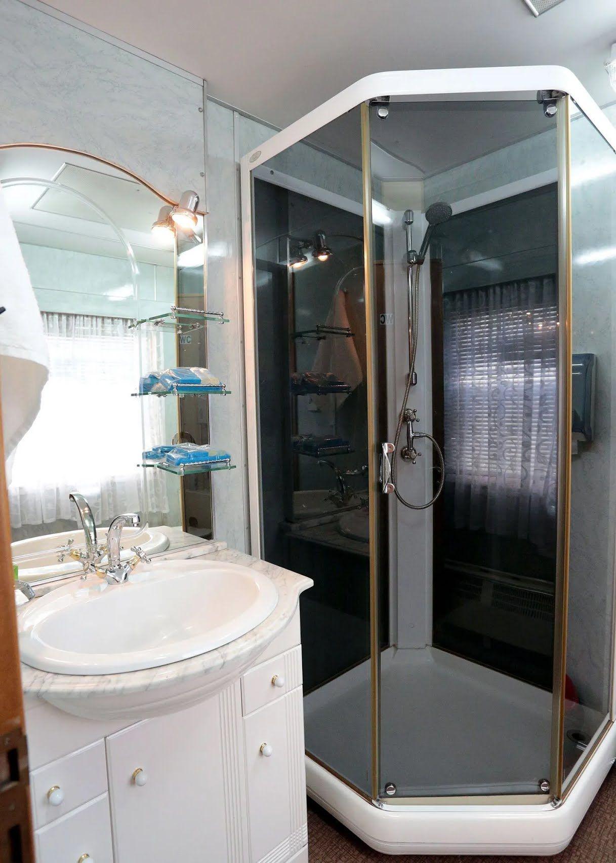 Так выглядит ванная комната