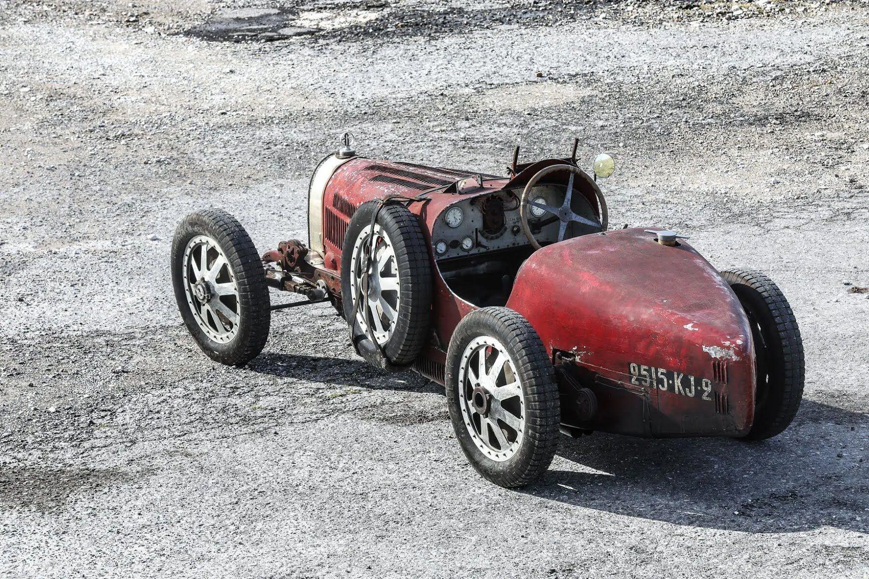 1928 Bugatti Type 35C